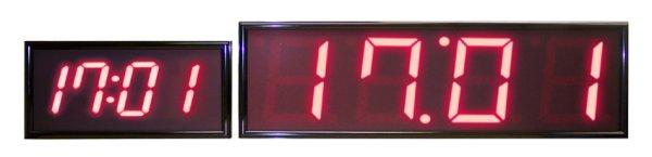 NTP Wall Clocks